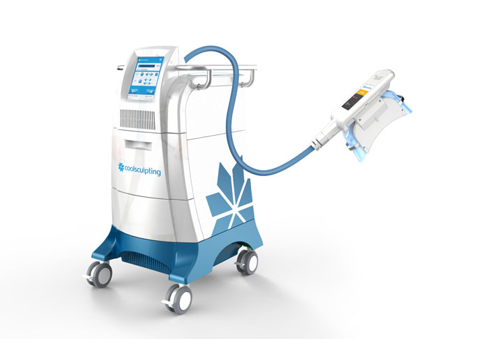 CoolSculpting device